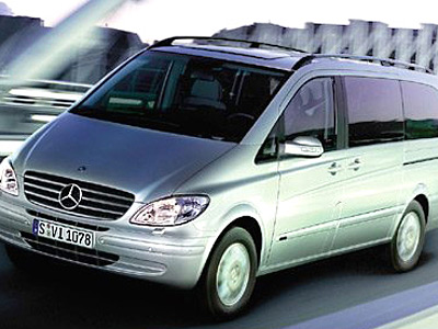 Mini Van de Luxe - Nice Airport Transfers