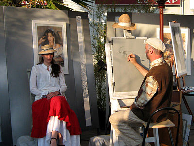 Painting Workshop - Cannes, Nice, Mougins